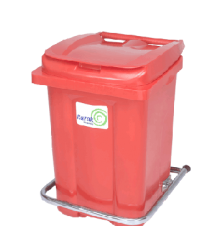 Waste bin 60 Liters with pedal
